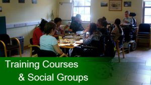 Training Courses and Social Groups