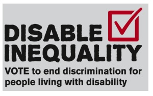Disable Inequality Logo