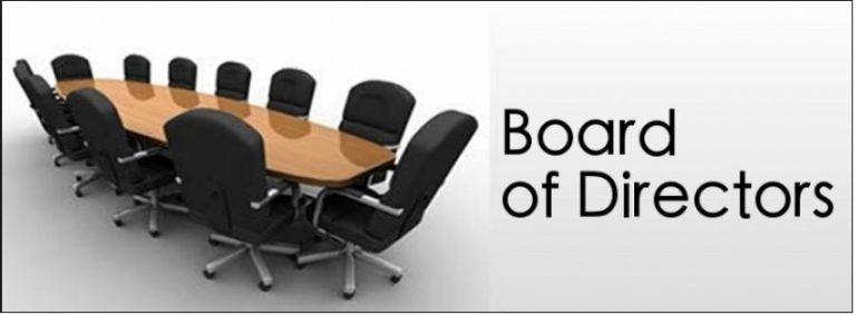 Board of Director Vacancy