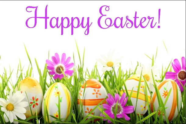Happy Easter from all at LAPWD