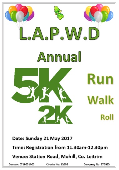 Pictures from LAPWD Fun Run 2017