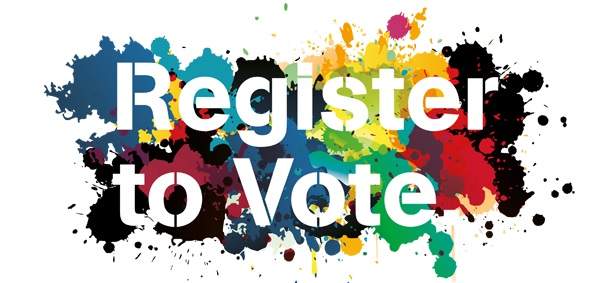 Register to vote NOW