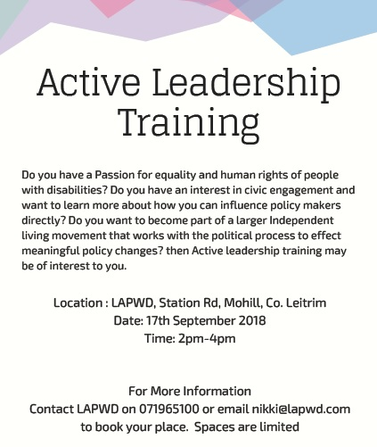 Active Leadership Training